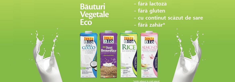 Lapte vegetal Isola Bio