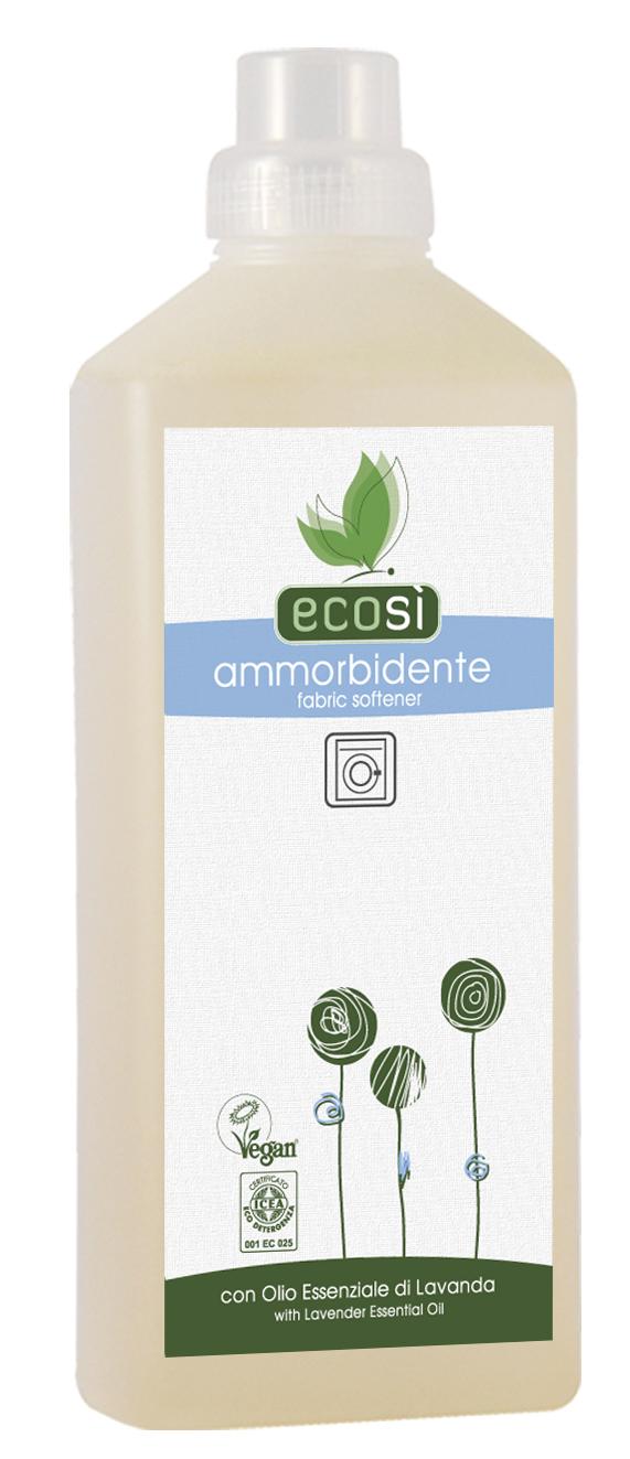Balsam ECO pentru rufe cu ulei de lavanda Ecosi 1000ml