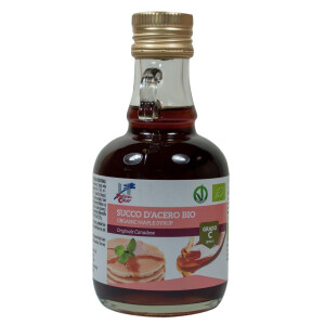 Sirop bio de artar (grad C) 250 ml (vegan)