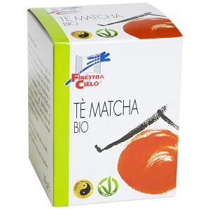 Ceai verde Matcha bio 30g