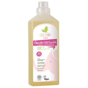 Detergent lichid ECO BIO pentru hainele bebelusului Ecosi 1000ml