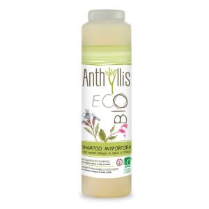 Sampon antimatreata cu extract de salvie si urzica ECO BIO Anthyllis 250 ml