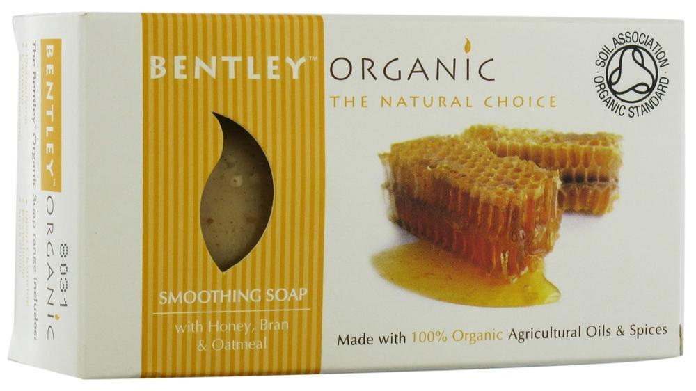 Sapun mangaietor cu miere bio 150g