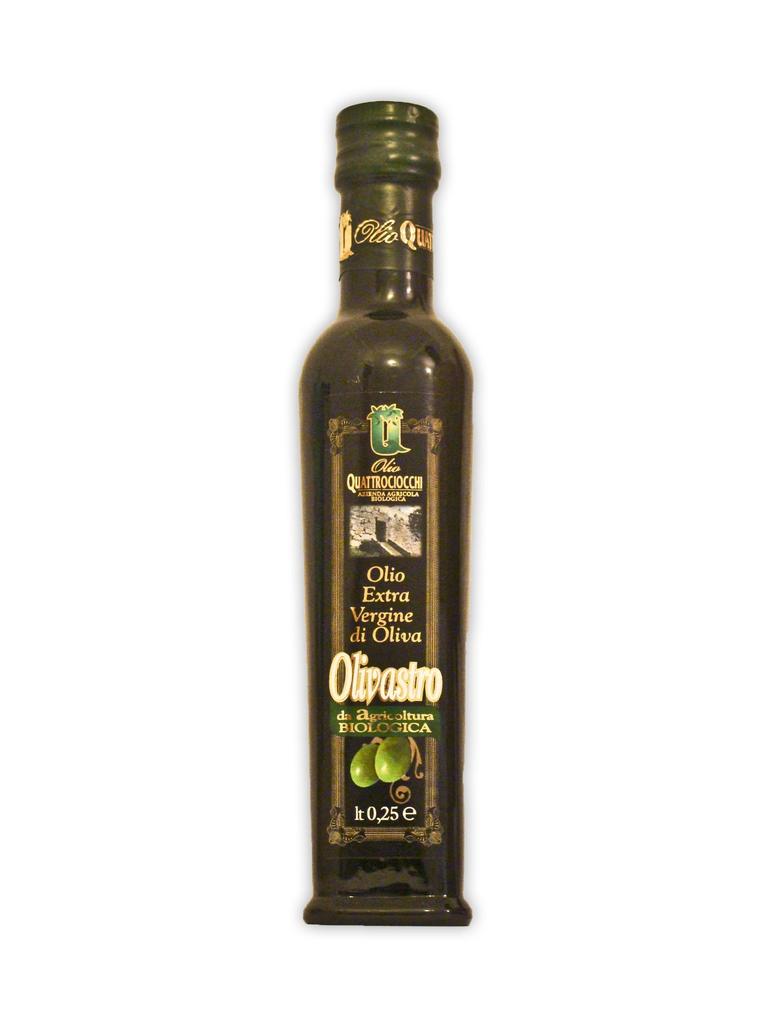 Ulei de masline bio OLIVASTRO 250 ml