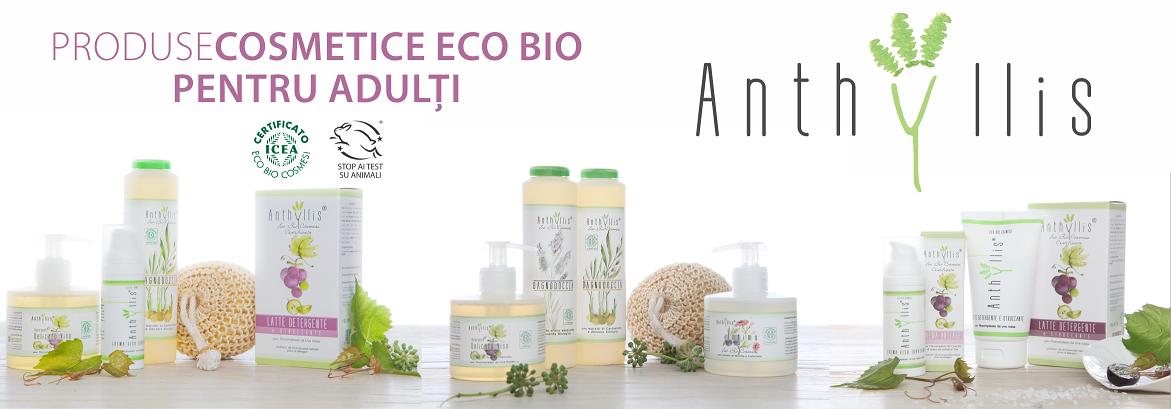 Gama eco bio Anthyllis
