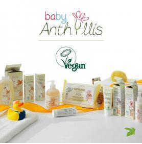 Linia de produse cosmetice ECO BIO pentru copii si bebelusi Baby Anthyllis