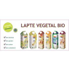 Aromele iernii - laptele vegetal bio din cereale