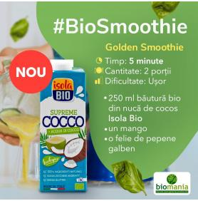 Smoothie bio SUPREME COCOS