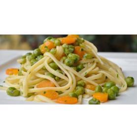 Ce gatim azi? Spaghete IRIS Primavera