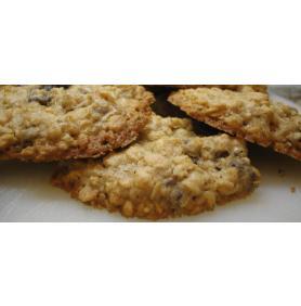 Retete cu lapte vegetal bio din cereale - Cookies cu fulgi de ovaz