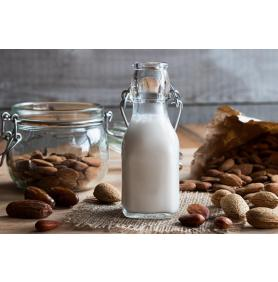 Laptele de migdale - beneficii, proprietăți, idei de rețete