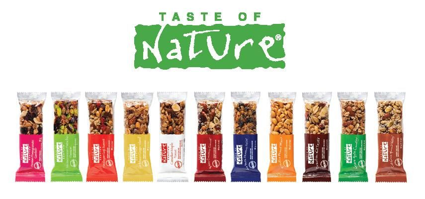Batoanele bio Taste of Nature - gust bun si sanatos
