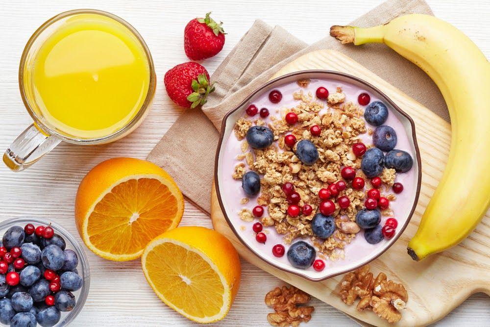 Idei de mic dejun sănătos, cu putine calorii si sătios