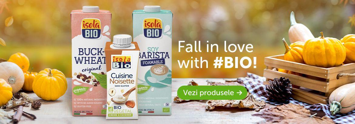 Fall in Love with Bio