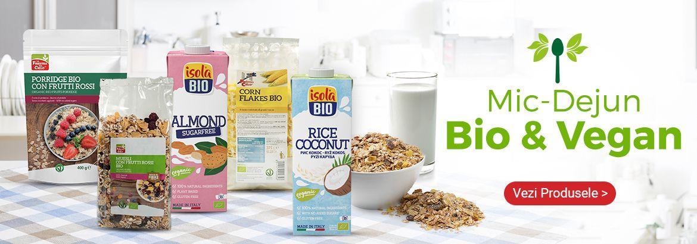 Mic-dejun Bio & Vegan