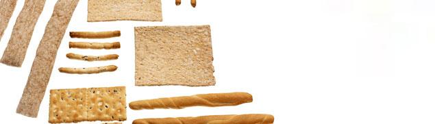 Grisine, crackers bio