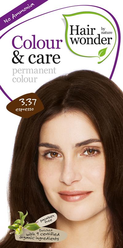 Vopsea permanenta fara amoniac Colour & Care – 3.37 Espresso, 100 ml
