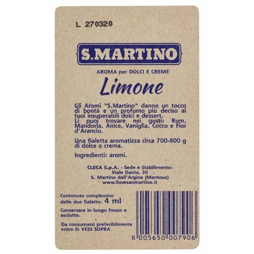 Esenta de lamaie fără gluten 2 fiole, 2 x 2ml. S.Martino
