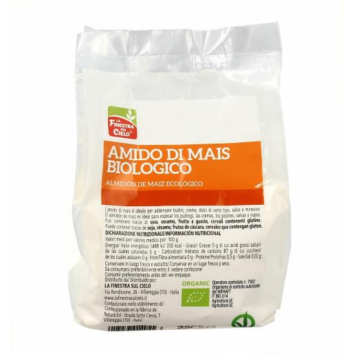 Amidon bio de porumb (produs vegan) 250g