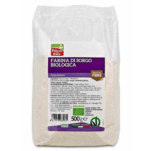 Faina bio de sorg 500g (produs vegan)