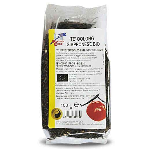 Ceai Oolong japonez bio 100g