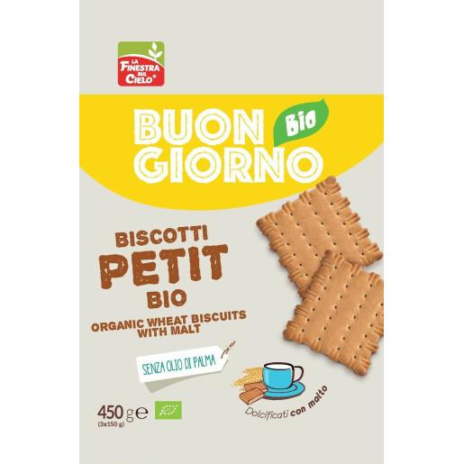 Biscuiti bio Petit (produs vegan) 450g