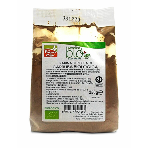 Faina (pudra) bio de roscove 250g (vegan)