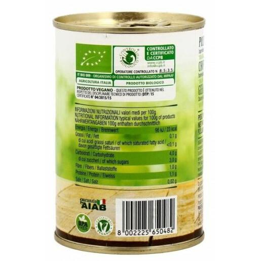 Rosii bio cubulete, Biofoods 400g