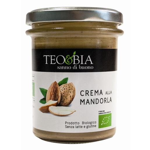 Crema bio de migdale 212g (fara gluten, fara lapte, fara lecitina soia)