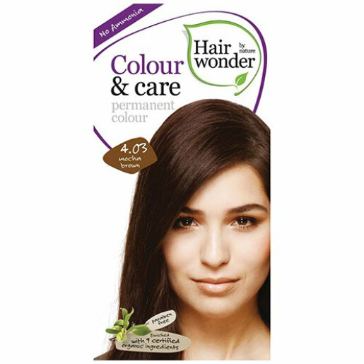 Vopsea permanenta fara amoniac Colour & Care - 4.03 Mocha Brown