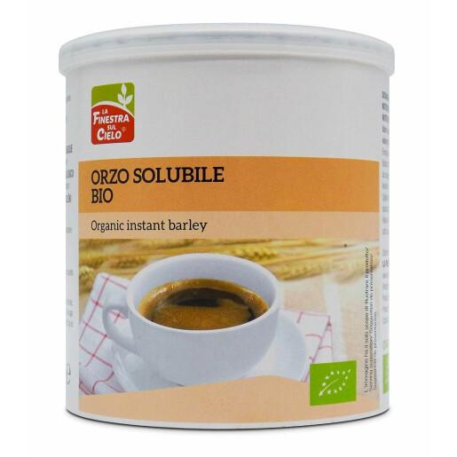 Băutură solubila din orz bio (Cafea din orz) La Finestra Sul Cielo 120g