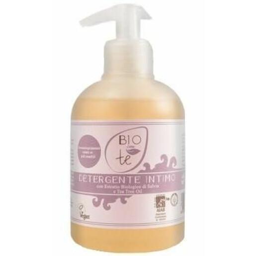 Gel pentru igiena intima cu extracte de salvie si ceai ECO BIO Bioconte 300ml