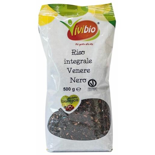Orez negru integral bio Venere 500g