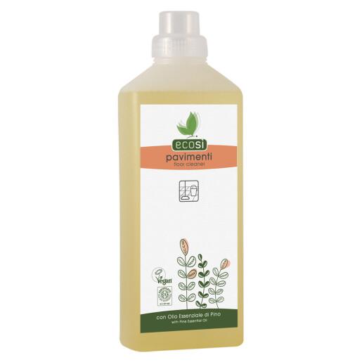 Solutie ECO pentru pardoseli cu ulei esential de pin Ecosi 1000 ml