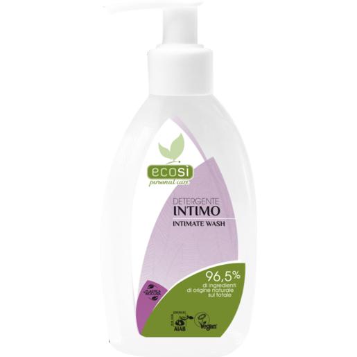 Gel pentru igiena intima cu ulei de lavanda ECO BIO Ecosi 300ml