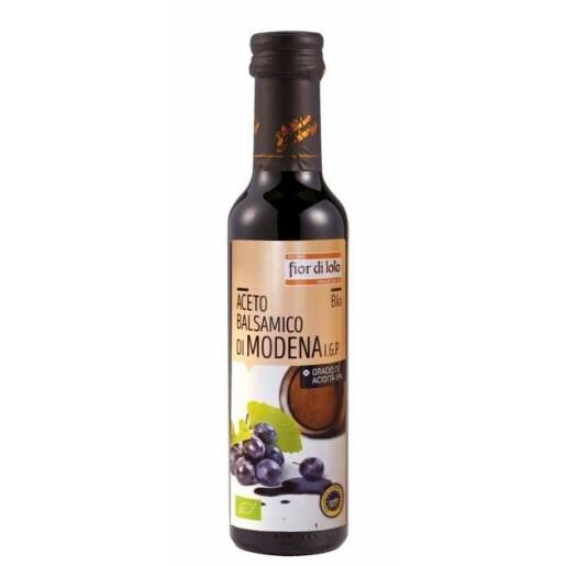 Otet balsamic bio de Modena IGP, Fior di Loto 250ml