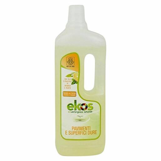 Solutie ECO de curatare pentru podele si suprafete dure Ekos 750ml
