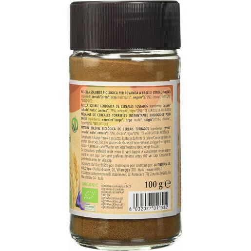 Mix instant din cereale bio, vegan, Vivibio 100g
