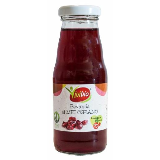 Băutura bio cu rodie 200ml Vivibio