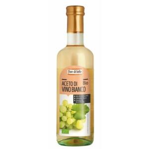 Otet bio de vin alb, Fior di Loto 500ml