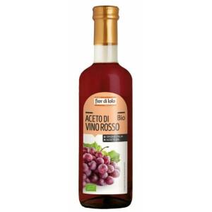 Otet bio de vin rosu, Fior di Loto 500ml