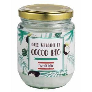 Ulei de cocos bio virgin, Fior di Loto 200ml