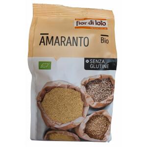 Amarant bio, fara gluten, Fior di Loto 400g