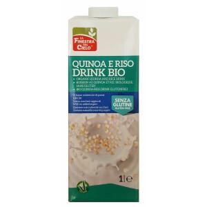 Bautura bio din quinoa si orez (fara gluten) 1L