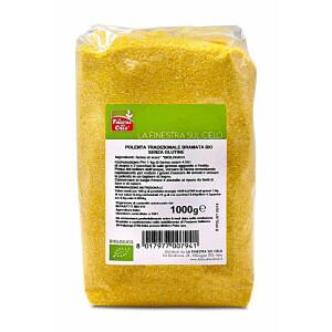 Faina bio de porumb 1kg (fara gluten)