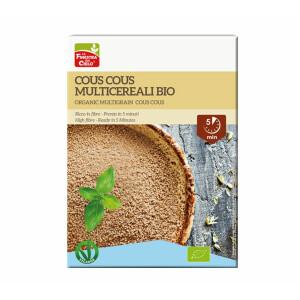 Cous cous bio multicereale 500g (vegan)