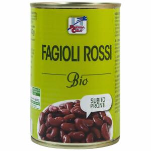 Fasole rosie bio 400g