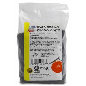 Seminte bio de Susan negru 250g (produs vegan)