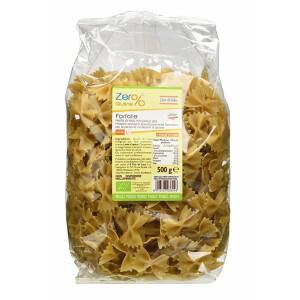 Paste bio Farfalle din orez integral, fara gluten, Fior di Loto 500g