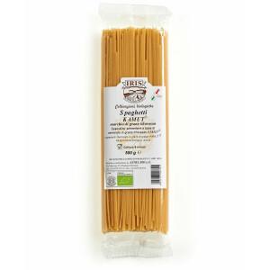 Paste bio Spaghete din kamut semi-integral 500g